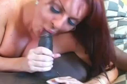 slutty Interracial sucking