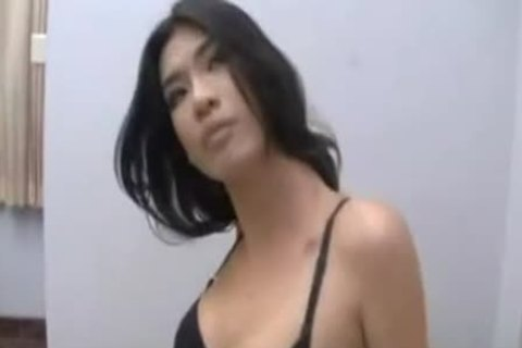slutty Ladyboy In Bedroom, Free tranny Por