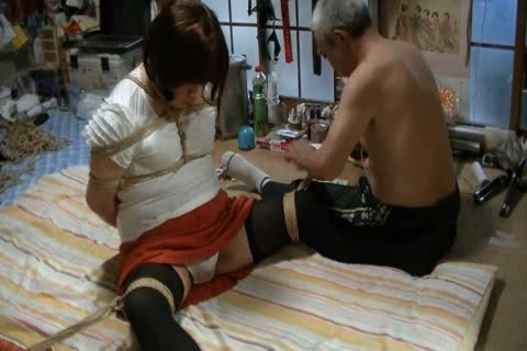 daddy asian dominant Ties Up A Cross Dresser