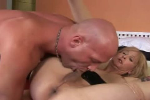 older ladyboy gets Her butt Rammed