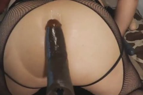 enormous And monstrous dildo Play