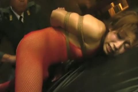 crazy Japanese Model In amazing sadomasochism, Fetish JAV Clip