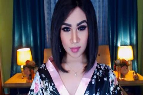 This fascinating Ladyboy likes Their Jerking Scene whilst Infront Of The cam.  that babe So delicious And S