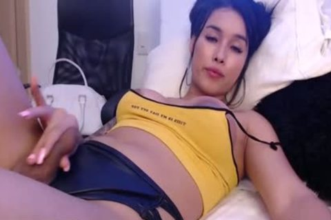 A Typical Day In The Life Of A juicy oriental shemale