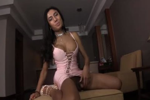 Ladyboy hooker From Street fucked In Hotel