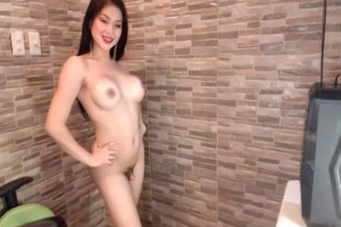 oriental tranny good Body