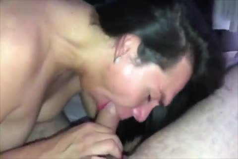 shelady get poked bare, that babe cum And get A Creampie