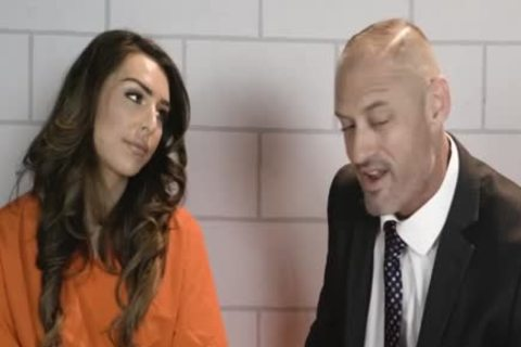 lascivious Attorney Didnt Expect To fuck TBabe Chanel Santinis wazoo