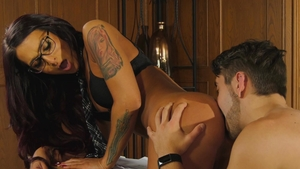 GenderX.com - Ramming hard with Khloe Kay next to Dante Colle
