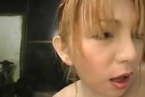Titty Ladyboy gets anal In A Shower