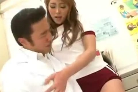 nice-looking Schoolgirl banged By A School Nurse 1 (censored) tranny Porn she