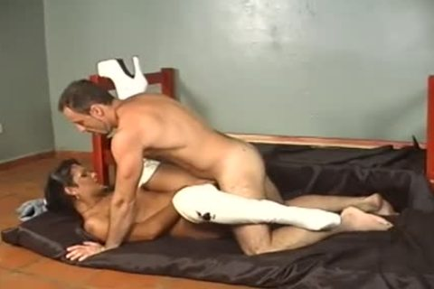 delicious that babe Males Of Brazil - Scene three