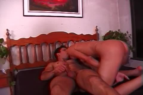 Vintage lady-man painfully anal fuck